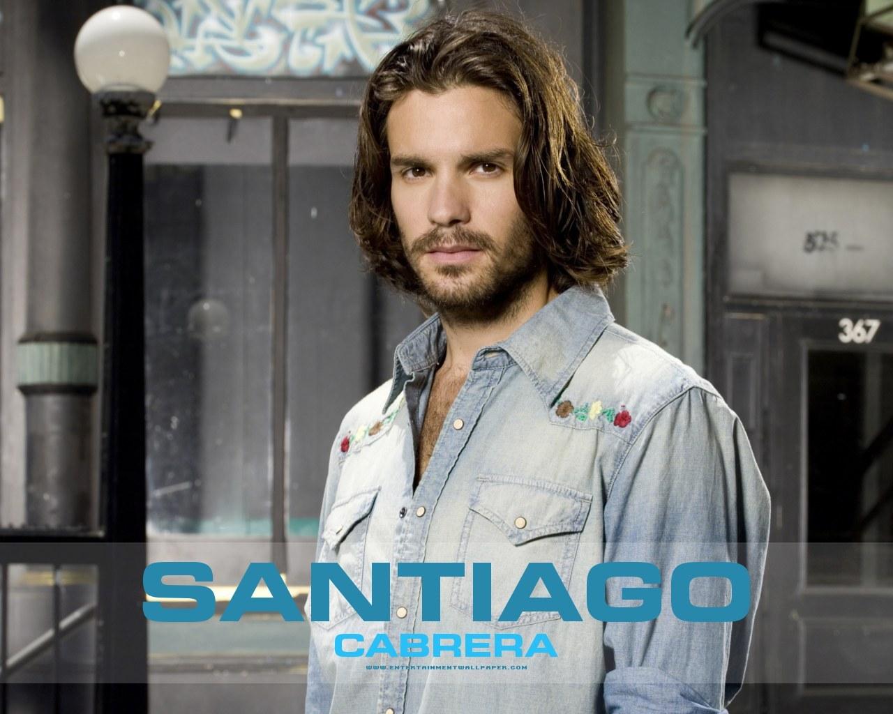 santiago cabrera fansite