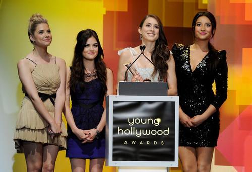 Shay at 13th Annual Young Hollywood Awards