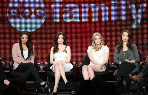 Shay at ABC Family Press