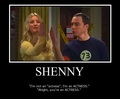 Shenny :] - penny-and-sheldon fan art