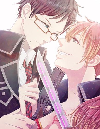 Shura and Yukio