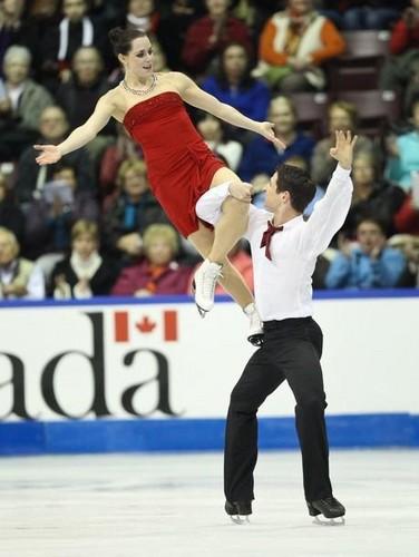 pattinare, skate Canada 2011 FD