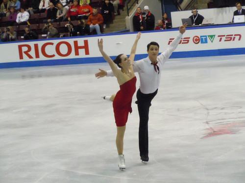 pattinare, skate Canada 2011 - Funny Face