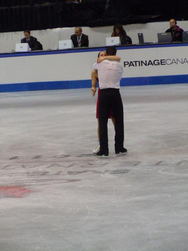 滑冰 Canada 2011 - Funny Face