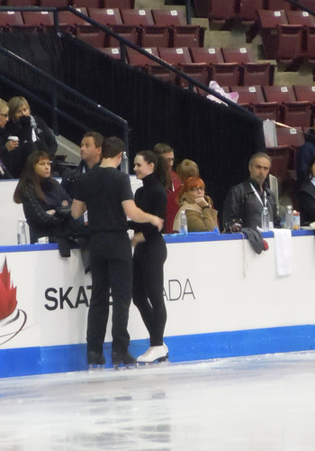 patin, patinage Canada 2011 - Practice