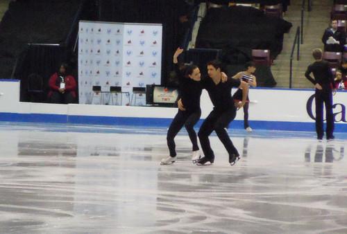 pattinare, skate Canada 2011 - Practice