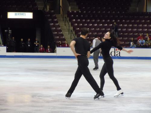 vleet, skate Canada 2011 - Practice