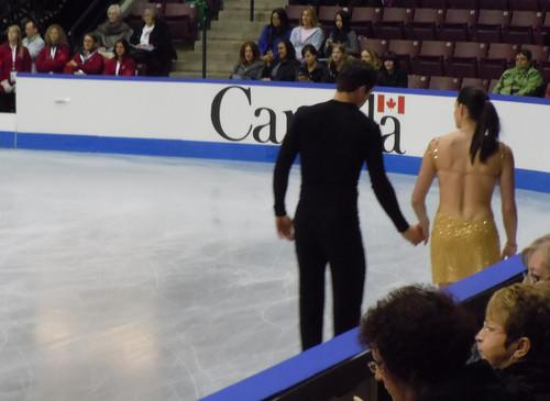 patim, skate Canada 2011 - SD practice