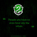 Slytherin!