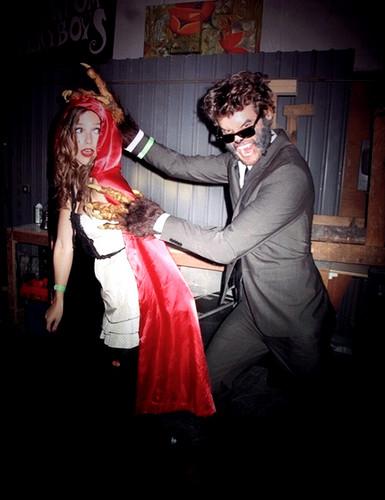 Sophia and Austin हैलोवीन 2011