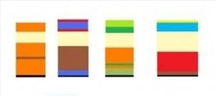 South Park Color Blocks