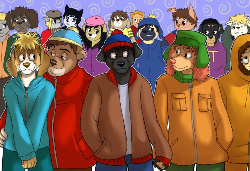 South Park Doggies