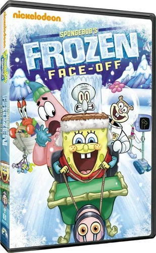 SpongeBob's La Reine des Neiges Face-Off