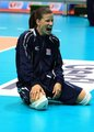 Stacy sykora - volleyball photo