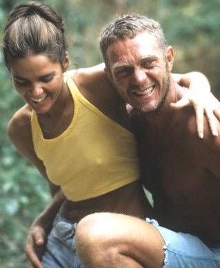 Steve McQueen wallpaper entitled Steve McQueen and Ali MacGraw