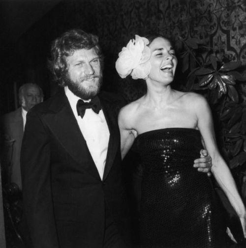 Steve McQueen and Ali MacGraw