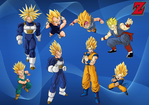 SuperSaiyans