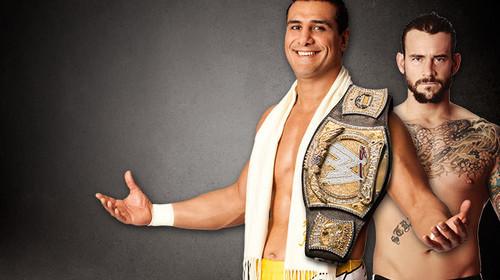 Survivor Series:Alberto Del Rio vs CM Punk