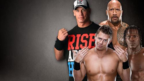 Survivor Series:John Cena and The Rock vs The Miz and R-Truth