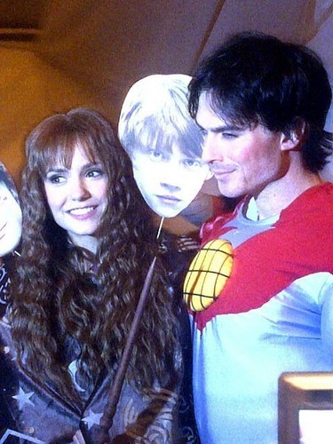 TVD Cast - Halloween 2011 (ISF Event)