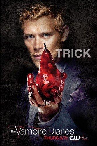 TVD ~ Trick atau Treat?