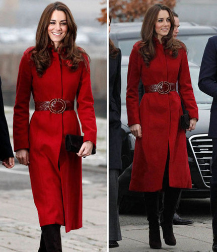 The Duke and Duchess of Cambridge are in Denmark to bring awareness to the East Africa Crisis.