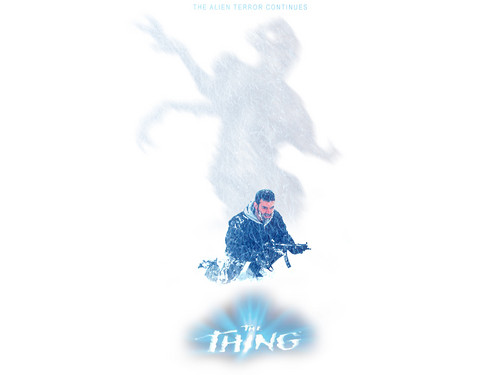 The Thing in Whiteout