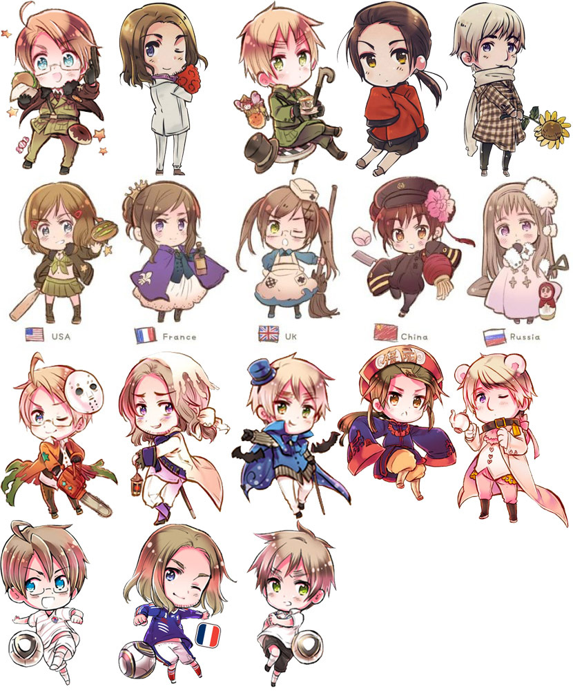 how to create chibi characters
