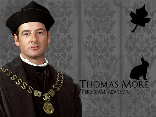 Thomas More - the-tudors Wallpaper