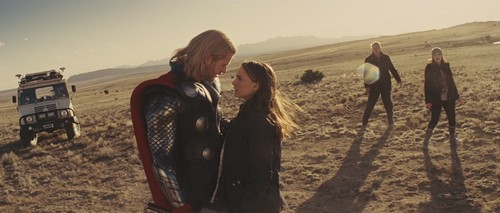 Thor And Jane Images Thor And Jane /Thor 2011 HD Wallpaper