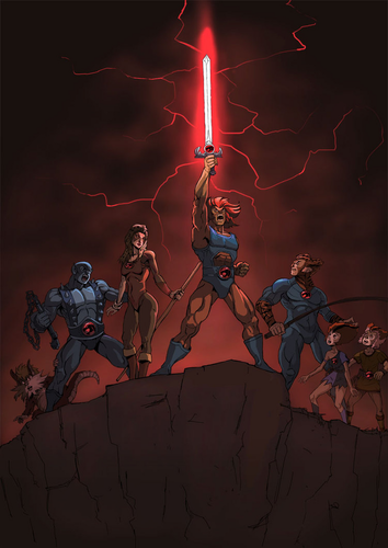 Thundercats wallpaper called ThunderCats