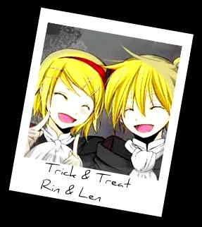 Trick and Treat Rin & Len