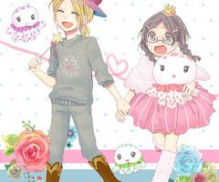 Tsukimi and Kuranosuke
