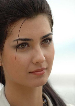 Tuba Büyüküstün (Turkish actress)