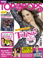 Tulisa in Top Of The Pops magazine - November 2011
