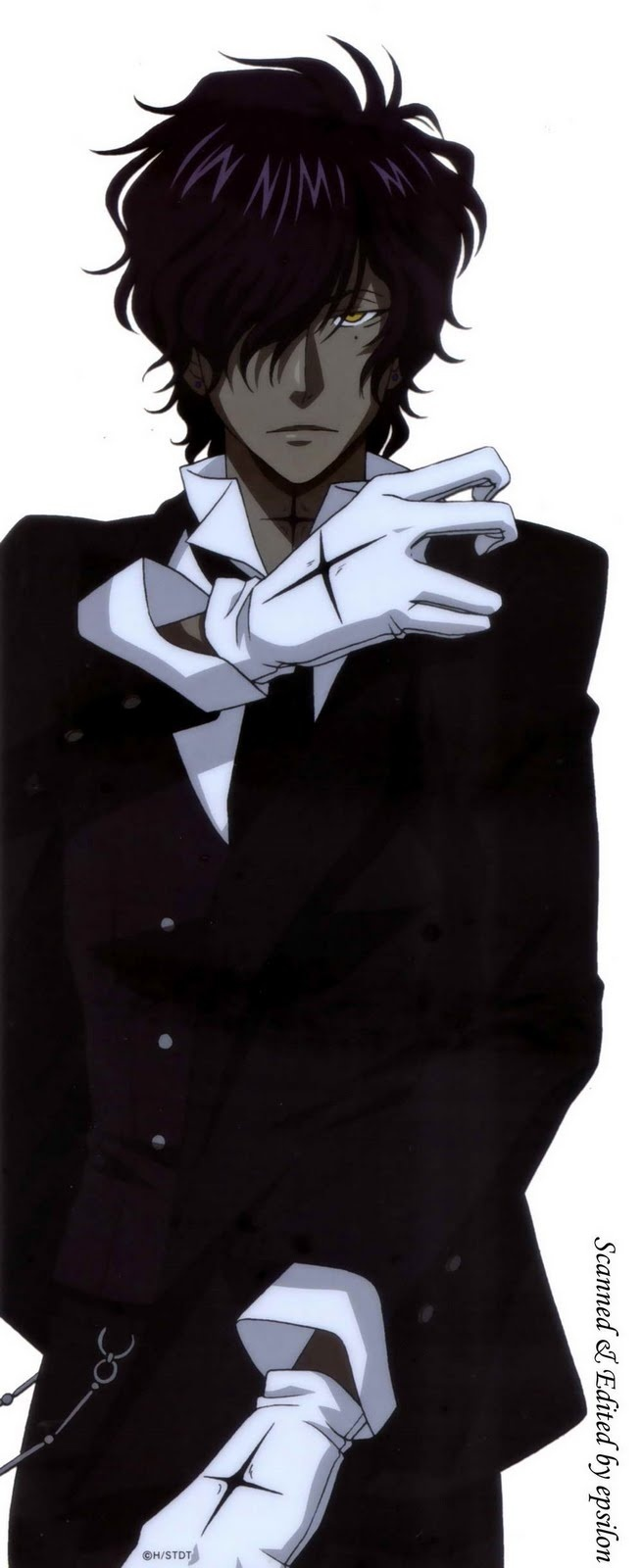 D Gray Man Anime Characters : Tyki mikk images hd wallpaper and background