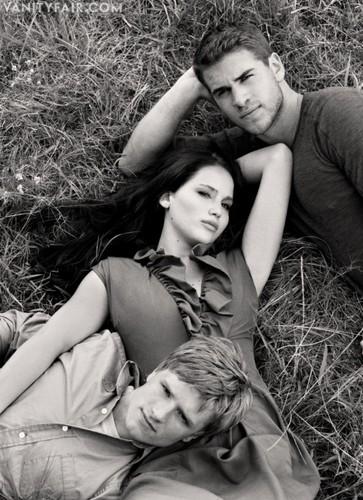 Vanity Fair photoshoot 2011