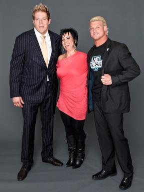 Vickie Guerrero,Dolph Ziggler,Jack Swagger