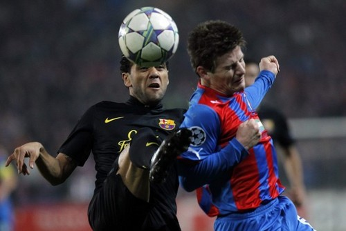 Viktoria Plzen (0) v FC Barcelona (4) - Champions League [Second Leg]