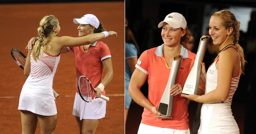 Sabine Lisicki & Samantha Stosur in There's No Loser Here