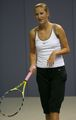Victoria Azarenka can Still enjoy Practices - wta photo