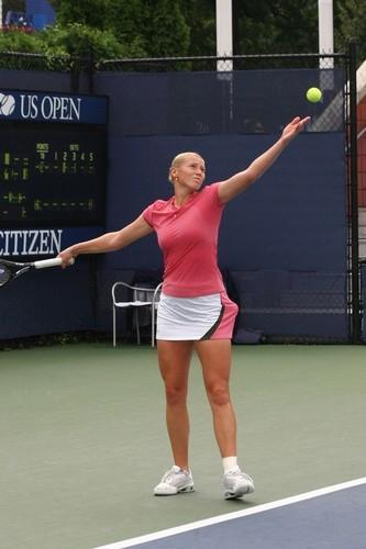 Olga Puchkova will Bring da Rain