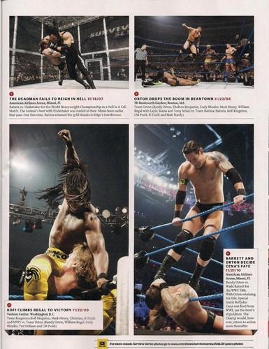 WWE Magazine-December 2011
