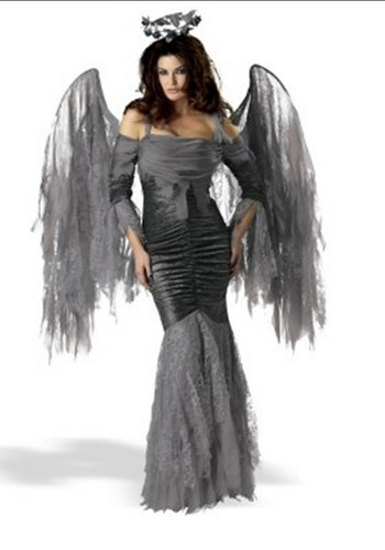 What I want to be for Halloween 2012, Forlorn Dark Angel Costume