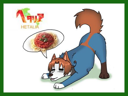 狼, オオカミ Italy!