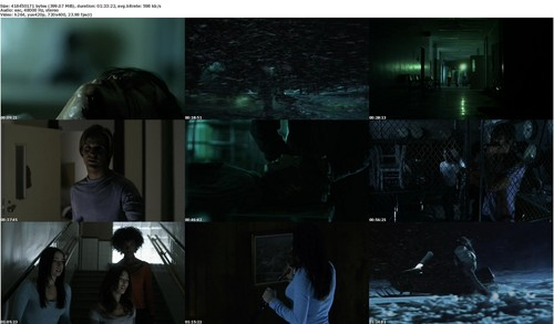 filmes de terror wallpaper possibly containing a sign called Wrong Turn 4: Bloody Beginnings