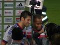 Yoann Gourcuff & Jimmy Briand - Lyon 2:0 Asse - (29.10.2011)