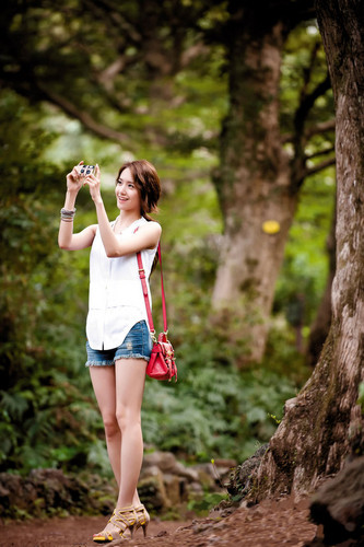 Im yoonA fond d'écran titled Yoona Innisfree