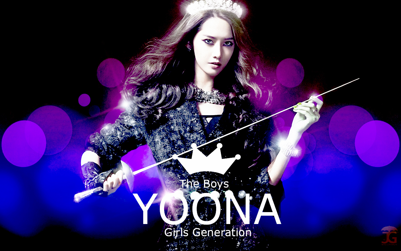 Yoona The Boys - Im yoonA Wallpaper (26486370) - Fanpop