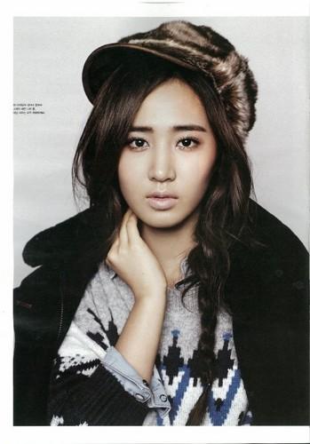 Yuri for High cut